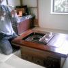 家具屋さんの納品時のひとコマ