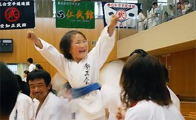 第38回拳正会全国空手道選手権大会