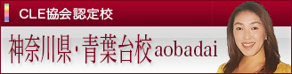 神奈川県・青葉台校の「Irise colors」代表の松田智美先生。